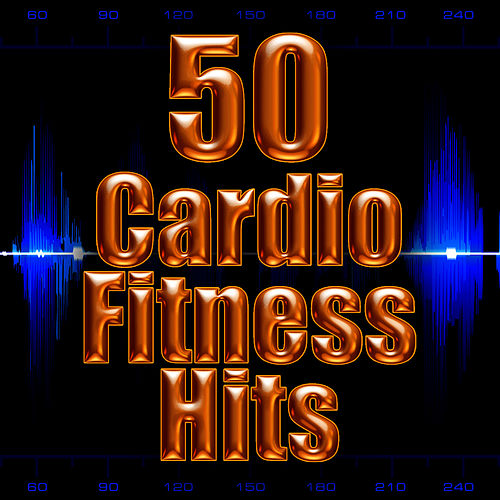 50 Cardio Fitness Hits by Cardio Workout Crew