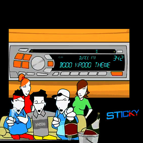 Booo Krooo Theme by Sticky