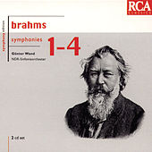 Brahms: The 4 Symphonies by Günter Wand