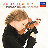 Paganini: 24 Caprices by Julia Fischer