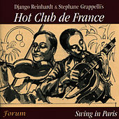 Swing In Paris by Django Reinhardt