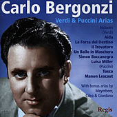 Carlo Bergonzi Sings Verdi, Puccini and More by Carlo Bergonzi