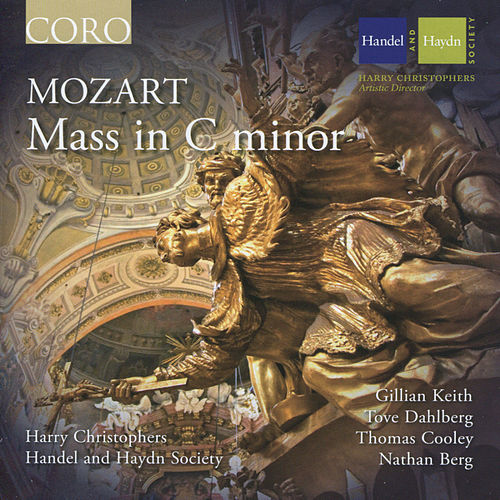 Mozart: Mass in C minor, K 427 by George Frideric Handel