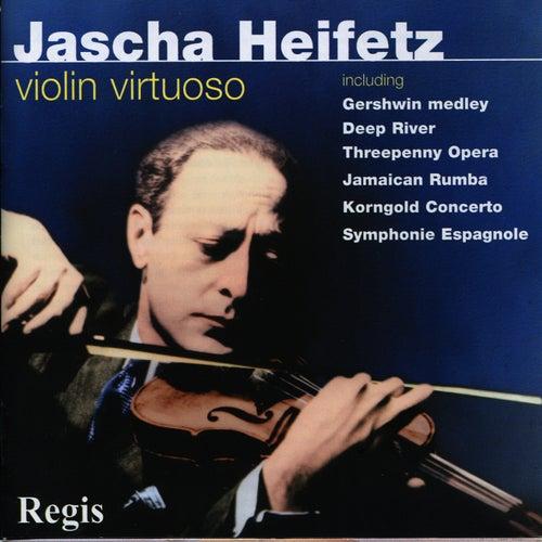 Violin Encores by Jascha Heifetz