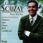 Mélodies Françaises Pour Bariton by Gérard Souzay