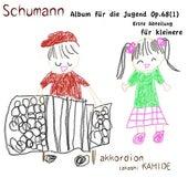 Schumann Album fur die Jugend Op.68(1) Erste Abteilung fur kleinere by Takashi Kamide