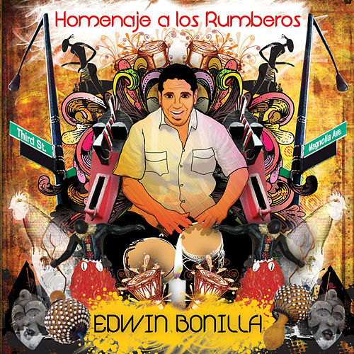Homenaje A Los Rumberos by Edwin Bonilla