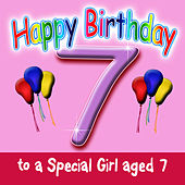 Happy Birthday (Girl Age 7) by Andy Green