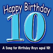 Happy Birthday (Boy Age 10) by Andy Green