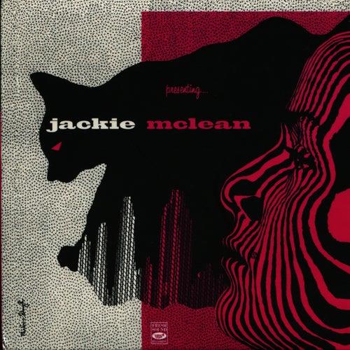 Presenting Jackie Mclean by Jackie McLean