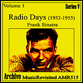 Radio Days Volume 1 by Frank Sinatra