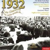 1932 : Les chansons de cette année-là (20 succès) by Various Artists