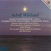 Wiklund: Piano Concertos Nos. 1 and 2 / Summer Night and Sunrise by Various Artists
