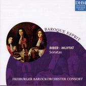 Biber, Muffat: Sonatas by Freiburger Barockorchester