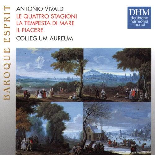 Vivaldi: Le Quattro Stagioni, La Tempesta Di Mare, Il Piacere by Franzjosef Maier