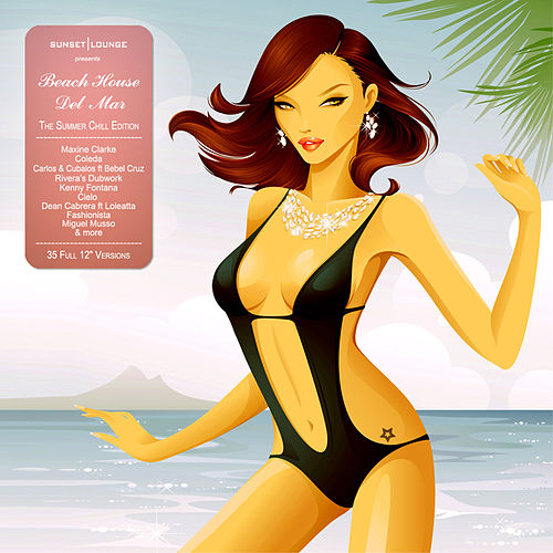 Beach House Del Mar Vol.2 - Café Chillhouse (Summer Chill Edition) by Various Artists