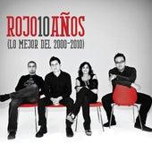 Rojo 10 Años by Rojo