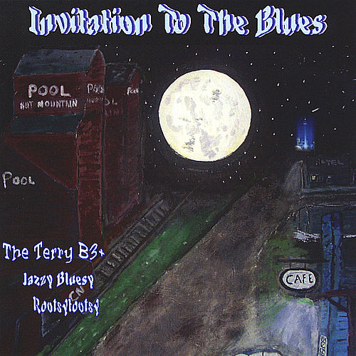 Invitation to the Blues by Terry Blankley
