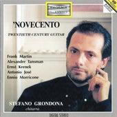 Novecento  (Twentieth Century Guitar) by Stefano Grondona