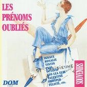 Les prénoms oubliés by Various Artists