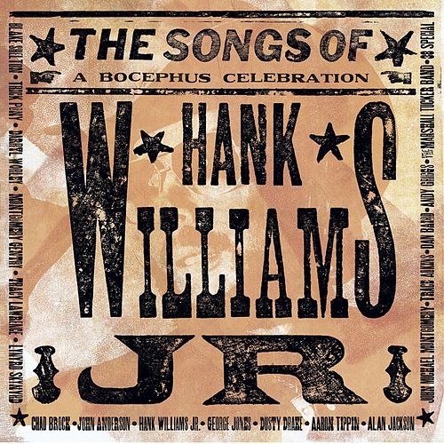 The Songs Of Hank Williams Jr. by Various Artists