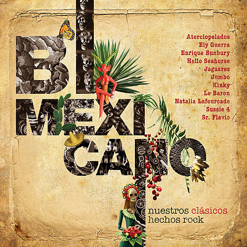 Bimexicano, Nuestros Clasicos Hechos Rock by Various Artists