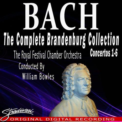 Bach: The Complete Brandenburg Collection, Concertos Nos. 1-6 by Johann Sebastian Bach