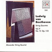 Beethoven: String Quartet No.15 by Alexander String Quartet