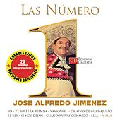 Las Numero 1 De Jose Alfredo Jimenez by Various Artists