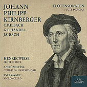 Kirnberger: Flute Sonatas by Various Artists