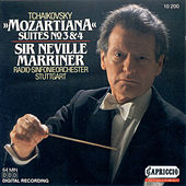 Tchaikovsky, P.: Suites Nos. 3-4 by Neville Marriner
