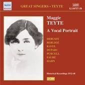 Teyte, Maggie: A Vocal Portrait (1932-1948) von Various Artists