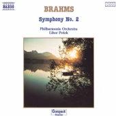 Brahms : Symphony No. 2 by Libor Pesek