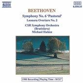 Beethoven: Symphony No. 6 / Leonora No. 2 by Michael Halasz