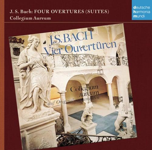 Bach: vier Ouvertüren by Collegium Aureum
