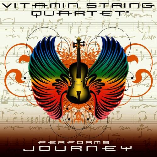 Vitamin String Quartet Performs Journey by Vitamin String Quartet