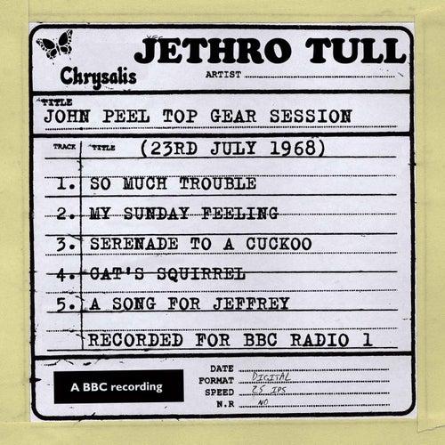 John Peel Top Gear Session (23rd July 1968) by Jethro Tull