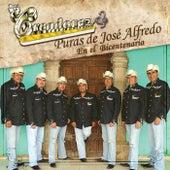 Puras De José Alfredo by Los Creadorez