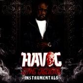 The Kush Instrumentals by Havoc