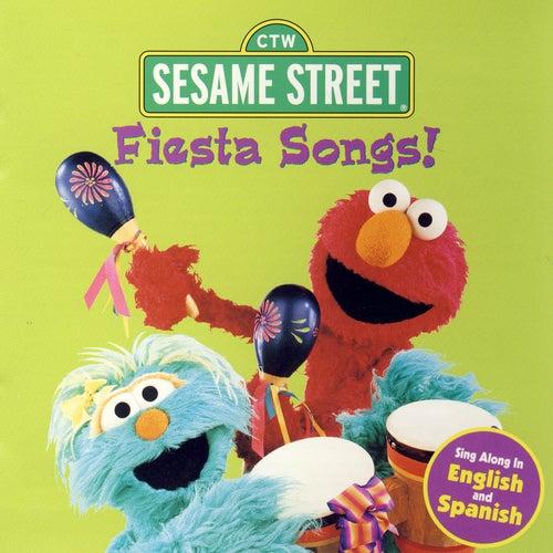 Sesame Street: Fiesta Songs! by Various Artists