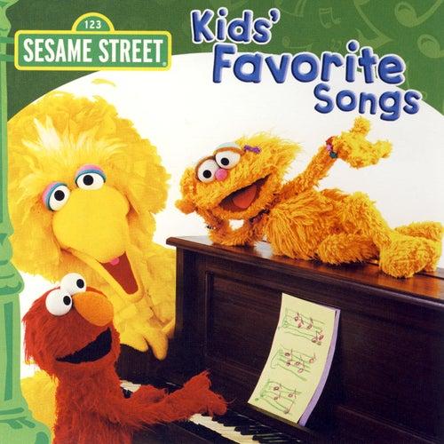 Sesame Street: Kids' Favorite Songs by Various Artists