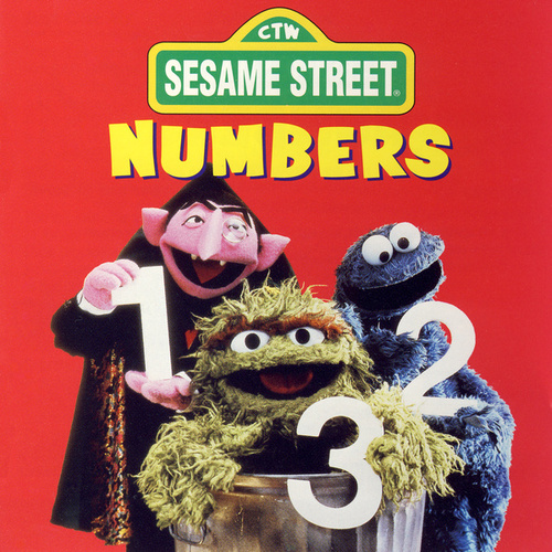 Sesame Street: Numbers by Various Artists