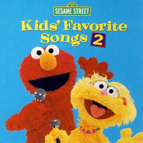 Sesame Street: Kids' Favorite Songs 2 by Various Artists