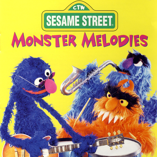 Sesame Street: Monster Melodies by Various Artists