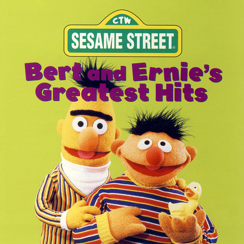 Sesame Street: Bert and Ernie's Greatest Hits by Various Artists