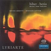 Biber, H.I.F. / Berio, L.: Music for violins by Various Artists