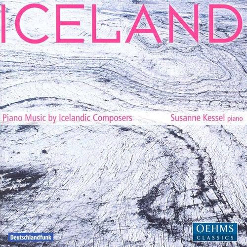 Piano Music - Sigurbjornsson, T. / Ingolfsson, A. / Tomasson, H. / Sveinsson, A. / Urbancic, V. / Vidar, J. / Hallgrimsson, H. by Susanne Kessel
