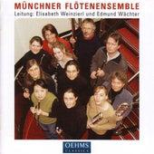Mozart: Serenade No. 13 / Bach: Overture (Suite) No. 3 / Mendelssohn: Sinfonia No. 12 by Munich Flute Ensemble