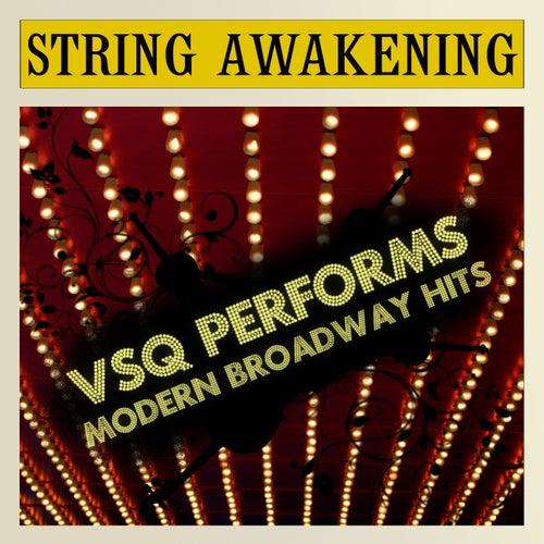 Vitamin String Quartet Tribute to Modern Broadway Hits by Vitamin String Quartet