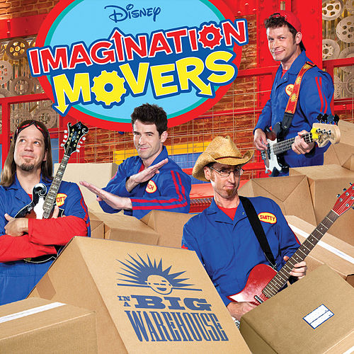 Imagination Movers: In a Big Warehouse by Imagination Movers